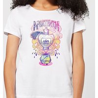 Harry Potter Amorentia Love Potion Women's T-Shirt - White - M - White from Harry Potter
