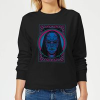 Harry Potter Death Mask Women's Sweatshirt - Black - M - Black from Harry Potter