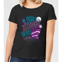 Harry Potter Knight Bus Women's T-Shirt - Black - L - Black from Harry Potter