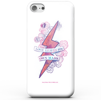 Harry Potter Love Leaves Its Own Mark Phone Case for iPhone and Android - iPhone 5C - Tough Case - Matte from Harry Potter