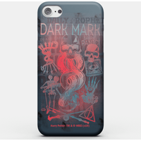 Harry Potter Phonecases Dark Mark Phone Case for iPhone and Android - iPhone 8 - Tough Case - Matte from Harry Potter