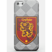 Harry Potter Phonecases Gryffindor Crest Phone Case for iPhone and Android - Samsung S6 - Snap Case - Gloss from Harry Potter