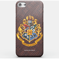 Harry Potter Phonecases Hogwarts Crest Phone Case for iPhone and Android - Samsung S6 Edge - Snap Case - Gloss from Harry Potter