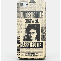 Harry Potter Phonecases Undesirable No. 1 Phone Case for iPhone and Android - iPhone 6S - Tough Case - Matte from Harry Potter