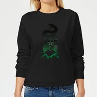 Harry Potter Tom Riddle Diary Women's Sweatshirt - Black - M - Black from Harry Potter