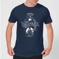 Harry Potter Yule Ball Men's T-Shirt - Navy - XXL - Navy from Harry Potter