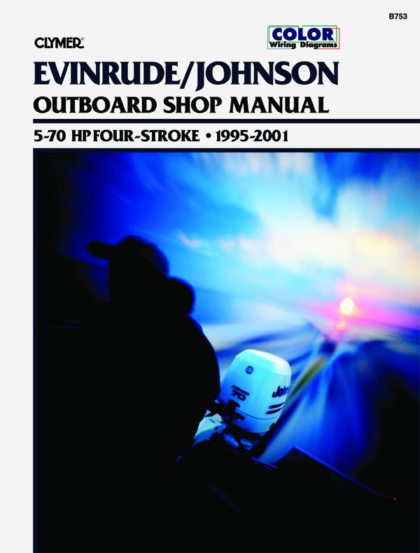 Evinrude/Johnson 5-70 HP 4-Stroke Outboards (1995-2001) Service Repair Manual Online Manual from Haynes Manuals US
