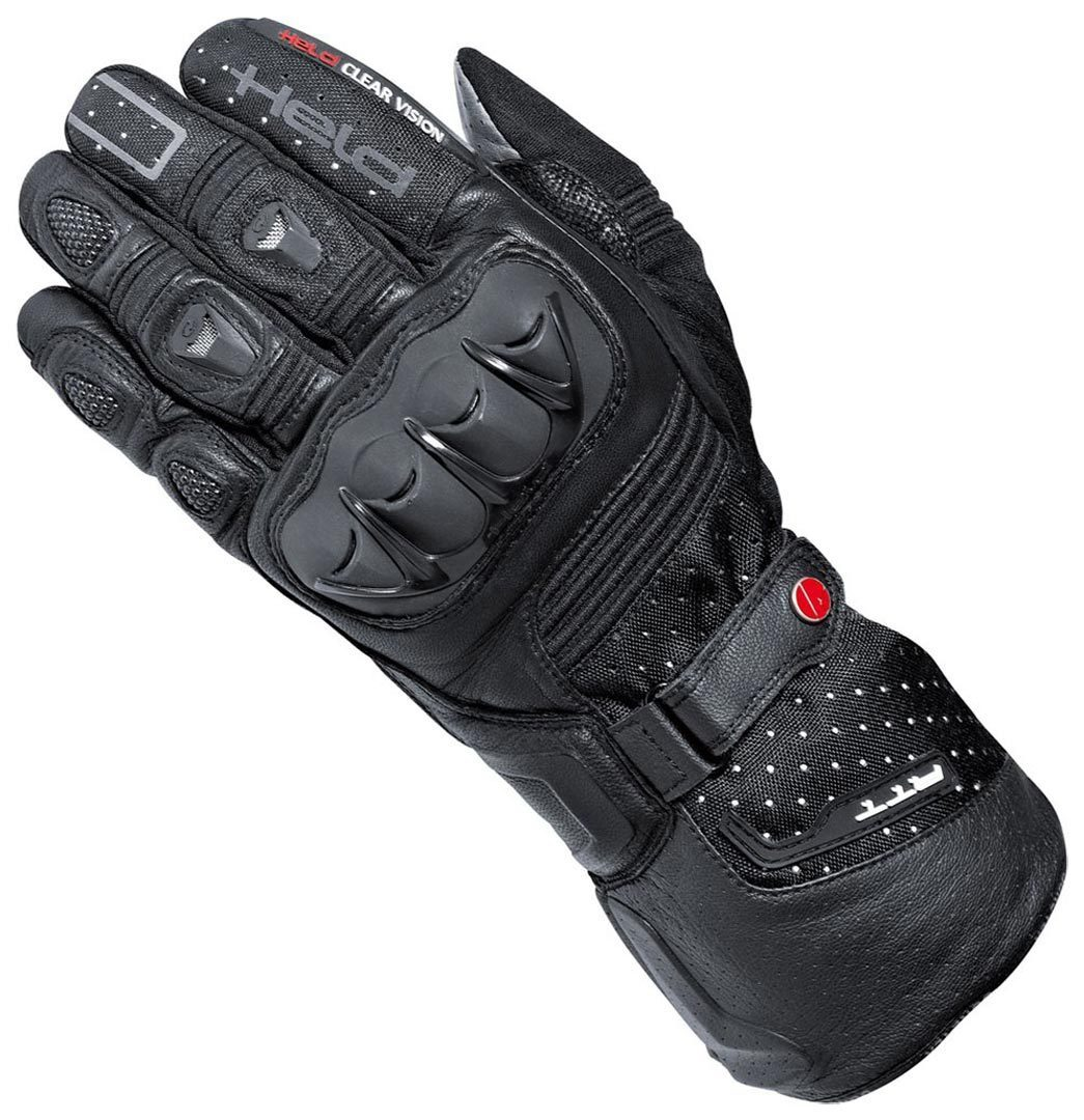 Held Air n Dry Ladies Gloves, black, Size M for Women, black, Size M for Women from Held