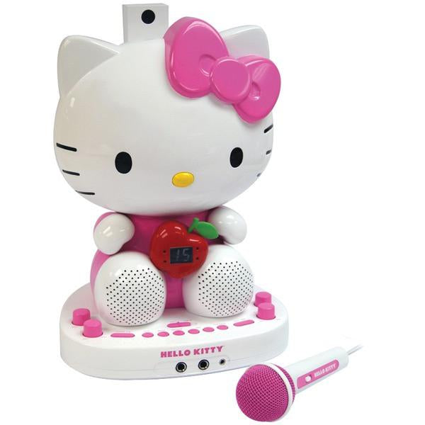 Hello Kitty KT2007 Karaoke System with Built-in Video Camera from Hello Kitty