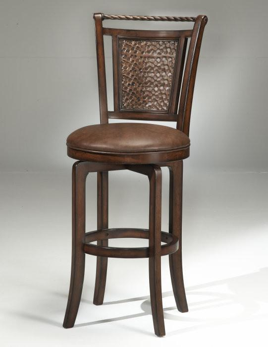 Hillsdale Furniture 4935-831S Norwood Swivel Bar Stool from Hillsdale Furniture