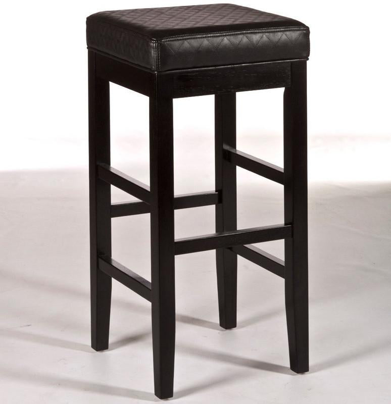 "Hillsdale Furniture 5157-831 31.5"" Hammond Non-Swivel Backless Bar Stool from Hillsdale Furniture"