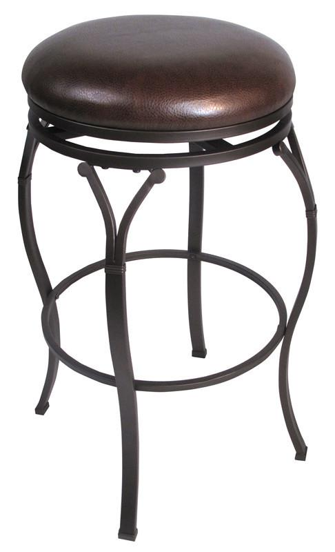 Hillsdale Lakeview Backless Counter Stool 4264-828 from Hillsdale Furniture