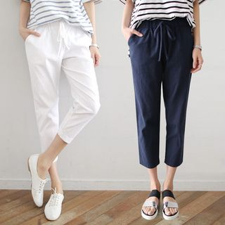 Cropped Harem Pants from Hilsah