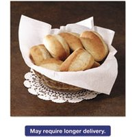 Dinner Napkins, 2-Ply, 16 x 16, White, 1000/Carton from Hoffmaster