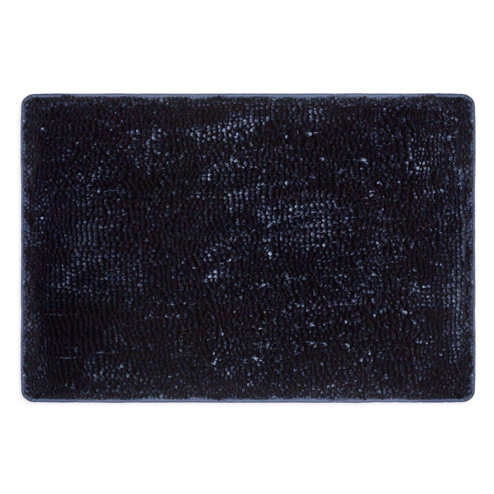 "26""x44"" Bali Breeze Bath Mat Blue - Home Dynamix from Home Dynamix"