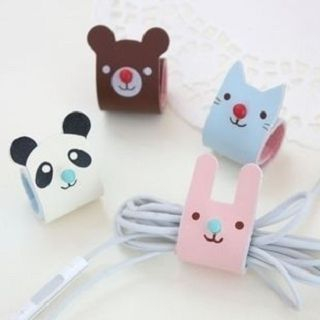 Animal Cable / Earphone Organizer from Home Simply