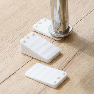 Plastic Furniture Pad As Shown In Figure - One Size from Home Simply