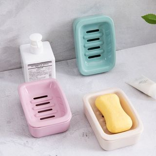 Plastic Soap Holder from Home Simply