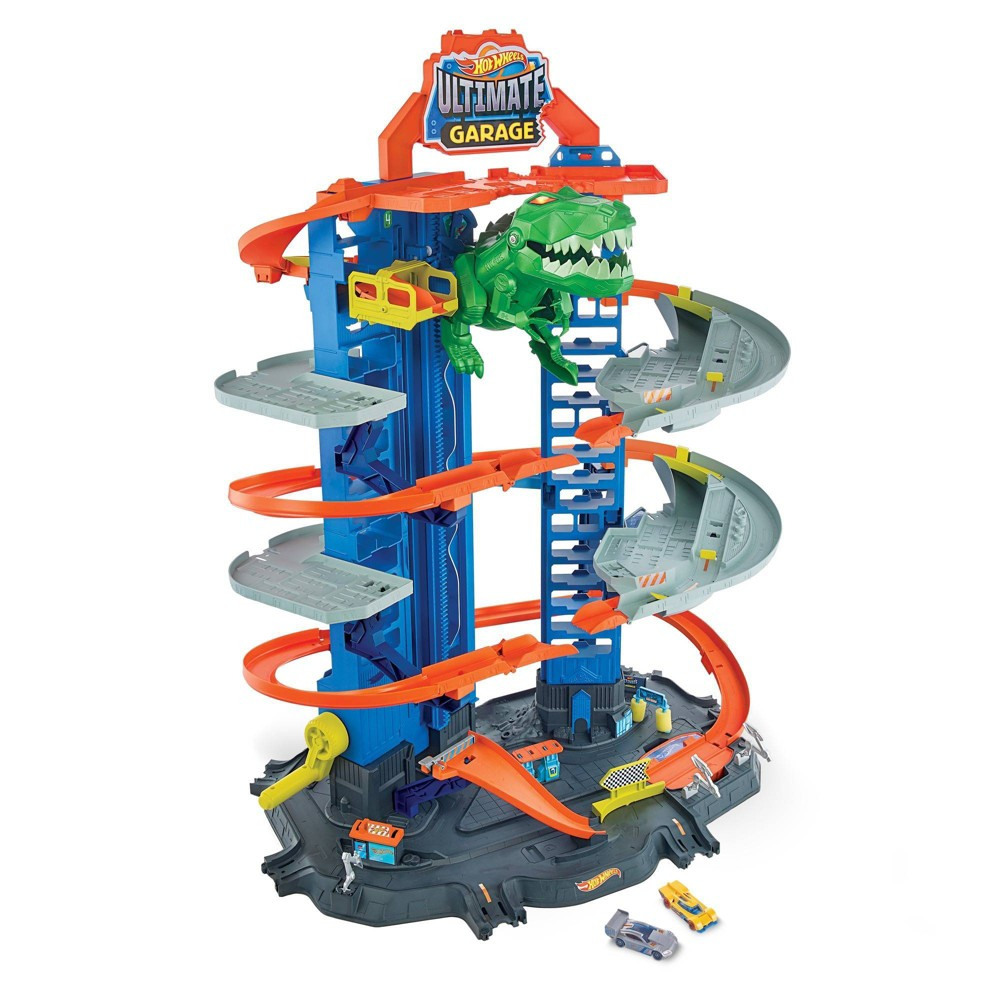 Hot Wheels Ultimate Garage from Hot Wheels