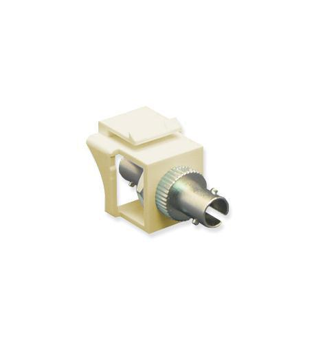 ICC ICC-IC107ST2IV MODULE, FIBER OPTIC, ST, IVORY from ICC