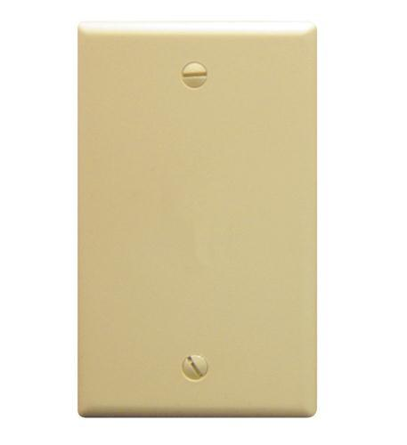 ICC ICC-IC630EB0IV Flush Wall Plate Blank IVORY from ICC