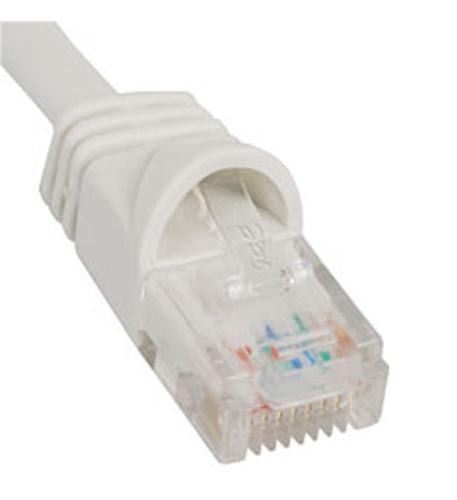ICC ICC-ICPCSJ01WH PatchCord 1' Cat5E White from ICC