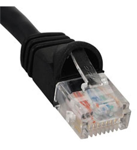 ICC ICC-ICPCSJ07BK PatchCord 7' Cat5E Black from ICC