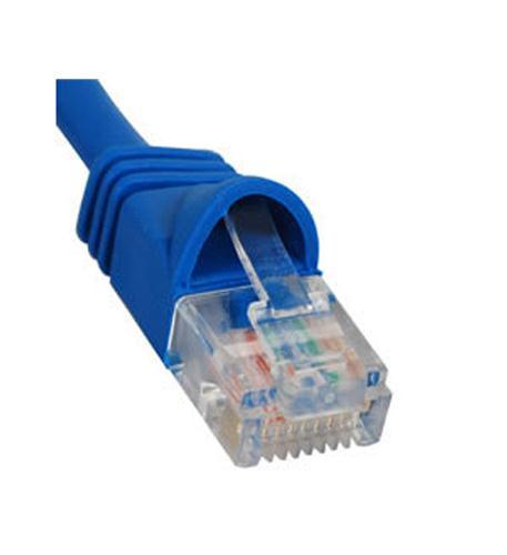 ICC ICC-ICPCSK01BL PatchCord 1' Cat6 Blue from ICC
