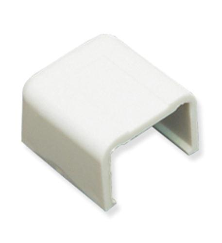 "ICC ICC-ICRW13ECIV END CAP, 1 3/4"", IVORY, 10PK from ICC"