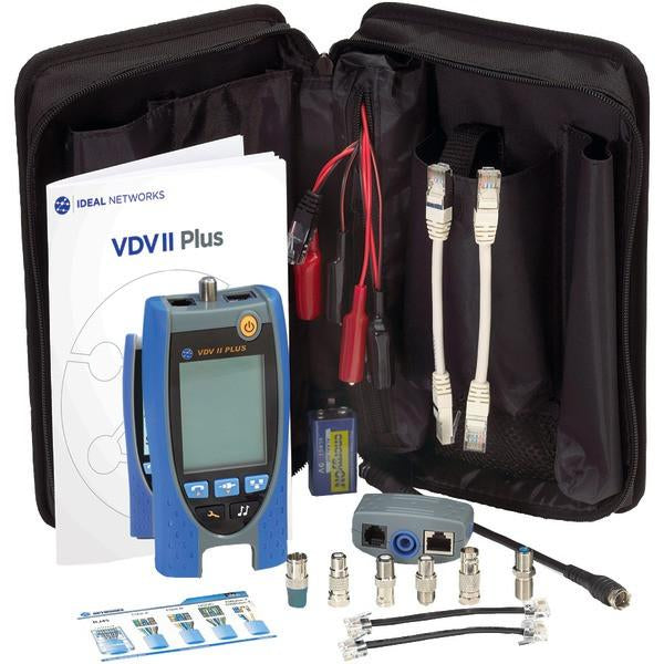 IDEAL R158002 VDV II Plus Tester Kit from IDEAL