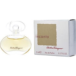 INCANTO by Salvatore Ferragamo EAU DE PARFUM .17 OZ MINI for WOMEN from INCANTO