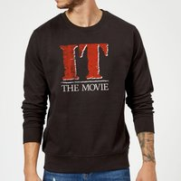IT Sweatshirt - Black - 5XL - Black from IT