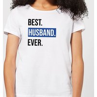 Best Husband Ever Women's T-Shirt - White - XXL - White from IWOOT