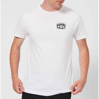 Eye Eye Pocket Men's T-Shirt - White - XL - White from IWOOT