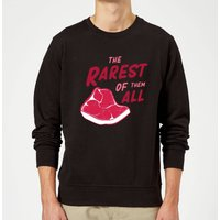 The Rarest Of Them All Sweatshirt - Black - M - Black from IWOOT