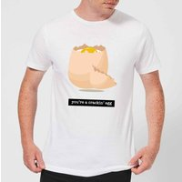 You're A Crackin' Egg Men's T-Shirt - White - XL - White from IWOOT