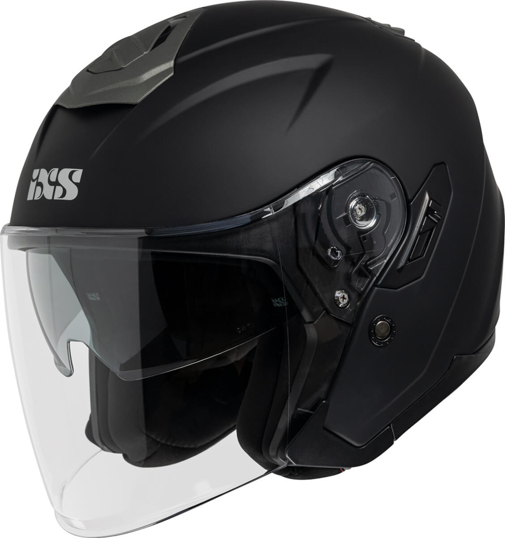 IXS 92 FG 1.0 Jet Helmet, black, Size 2XL, black, Size 2XL from IXS