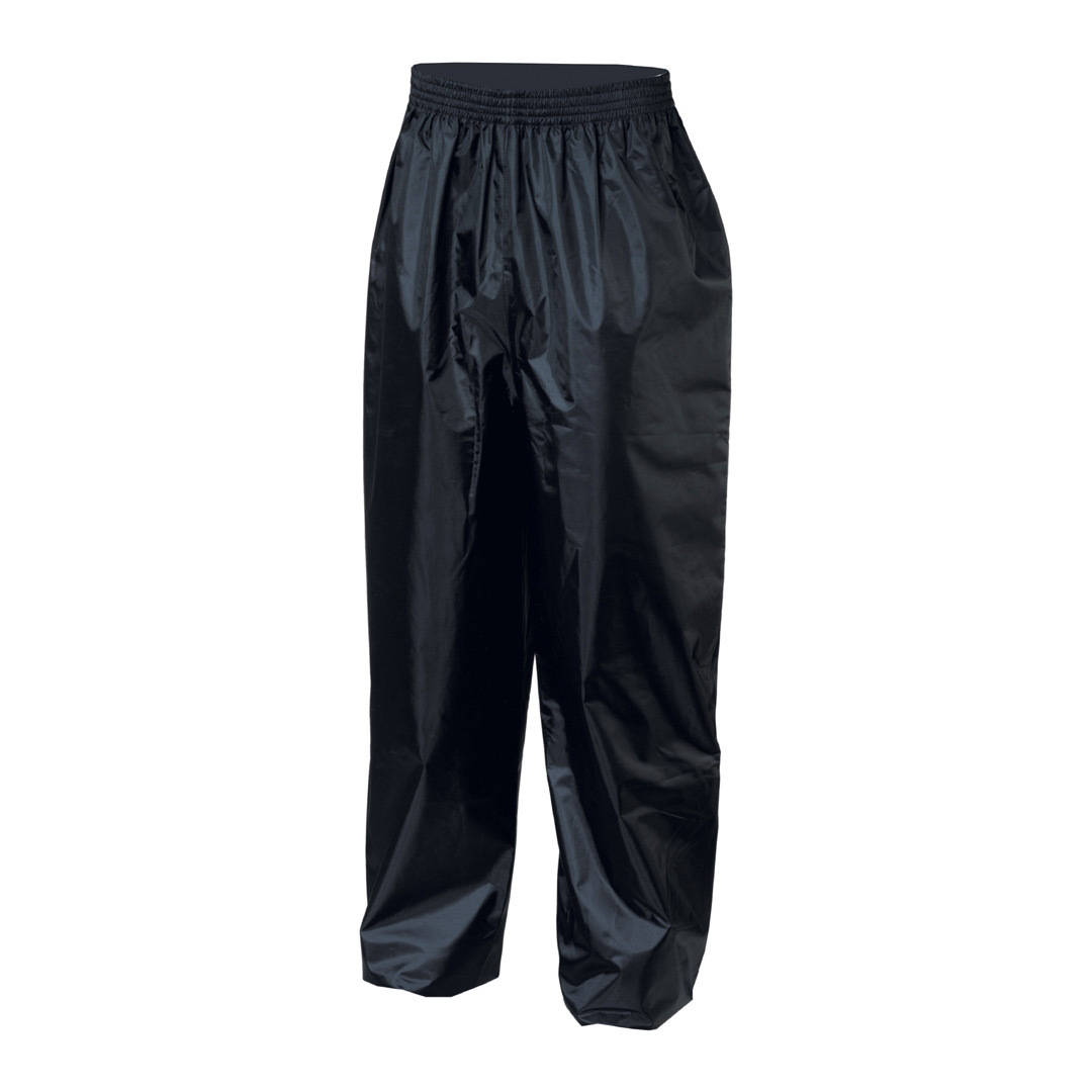 IXS Crazy Evo Rain Pants, black, Size 6XL, black, Size 6XL from IXS