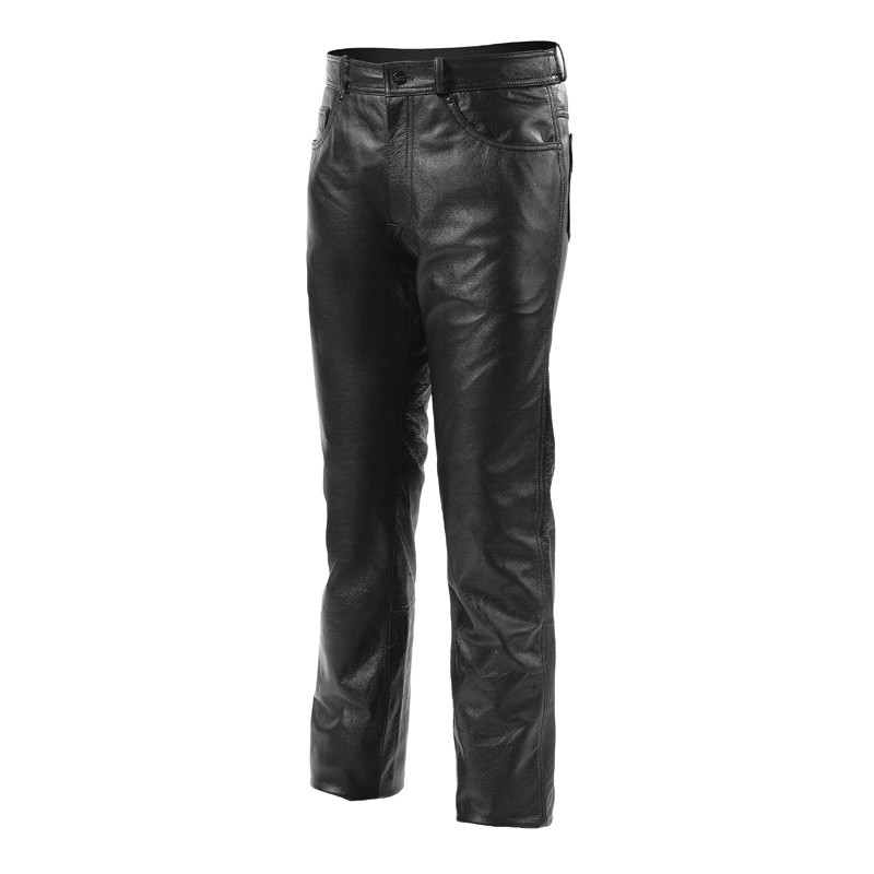 IXS Gaucho III Ladies Leather Pants, black, Size 36 for Women, black, Size 36 for Women from IXS
