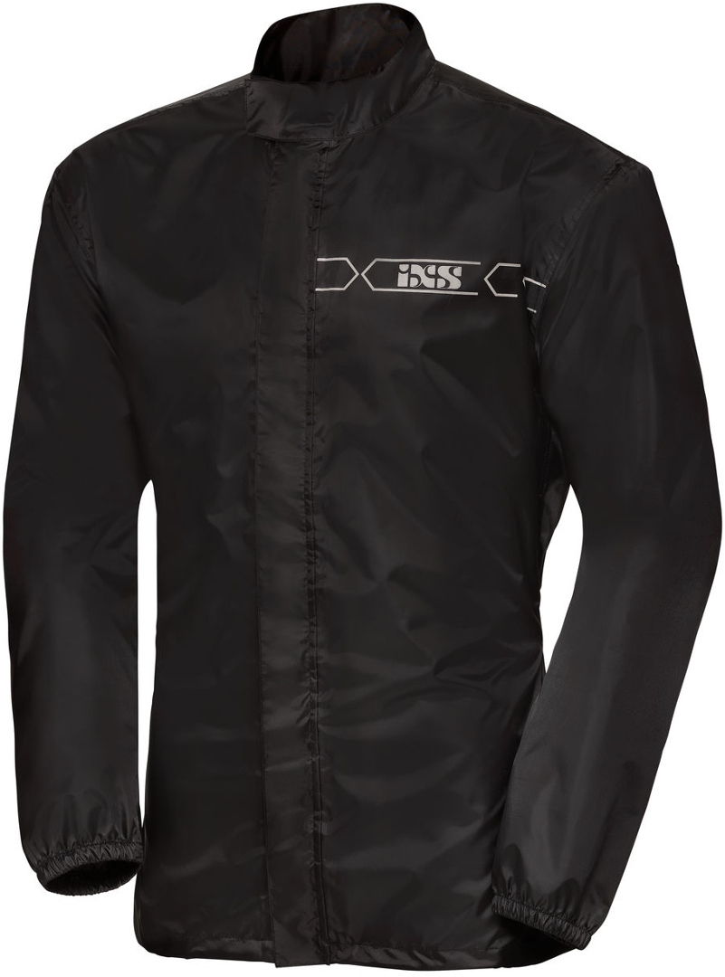 IXS Nimes 3.0 Rain Jacket, black, Size 4XL, black, Size 4XL from IXS