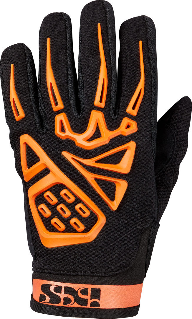 IXS Pandora Air Motocross Gloves, black-orange, Size XL, black-orange, Size XL from IXS