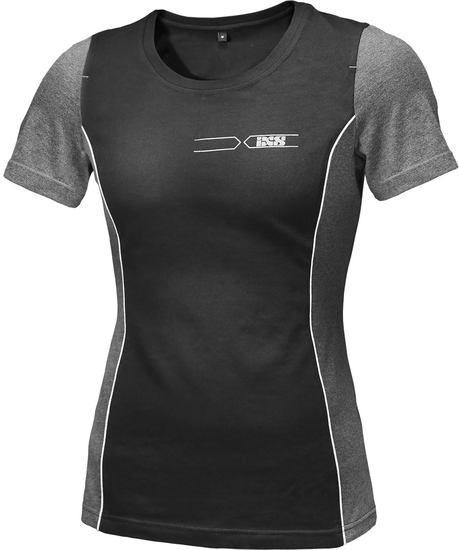 IXS Team Women´s T-Shirt, Size L, Size L for Women from IXS