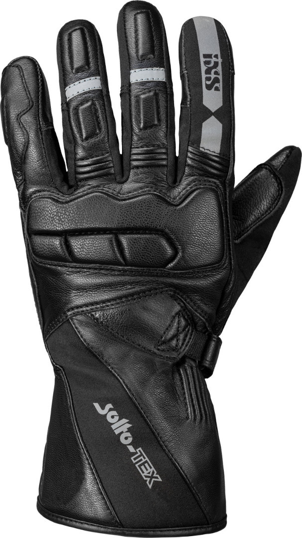 IXS Tigon-ST Motorcycle Gloves, black, Size XL, black, Size XL from IXS