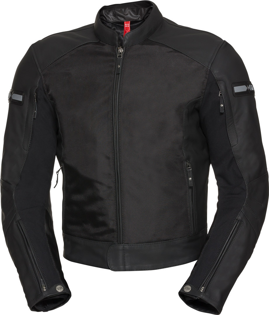 IXS Tour LT ST Motorcycle Textile Jacket, black, Size M, black, Size M from IXS