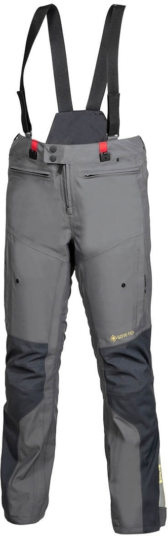 IXS Tour Master Gore-Tex Motorcycle Textile Pants, grey, Size 3XL, grey, Size 3XL from IXS