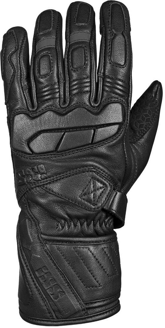 IXS Tour Tiga 2.0 Motorcycle Gloves, black, Size L, black, Size L from IXS