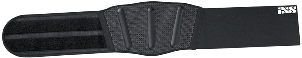 IXS Vented 2 Kidney Belt, black, Size 2XL, black, Size 2XL from IXS