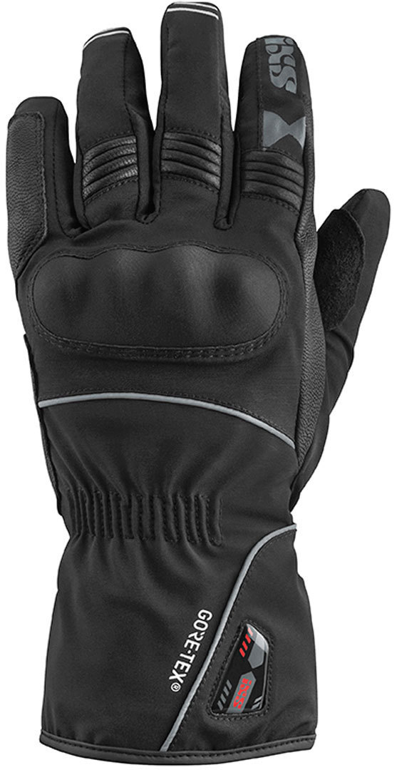 IXS Vernon Winter Gloves, black, Size 3XL, black, Size 3XL from IXS