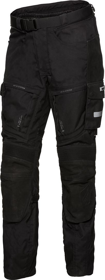 IXS X-Tour LT Montevideo-ST Motorcycle Textile Pants, Size M, Size M from IXS