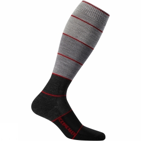Mens Lifestyle+ Ultralight Compression Over The Calf Sock from Icebreaker